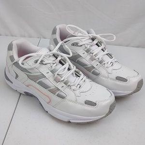 Vionic Women's Walking Shoes White Sz 8M